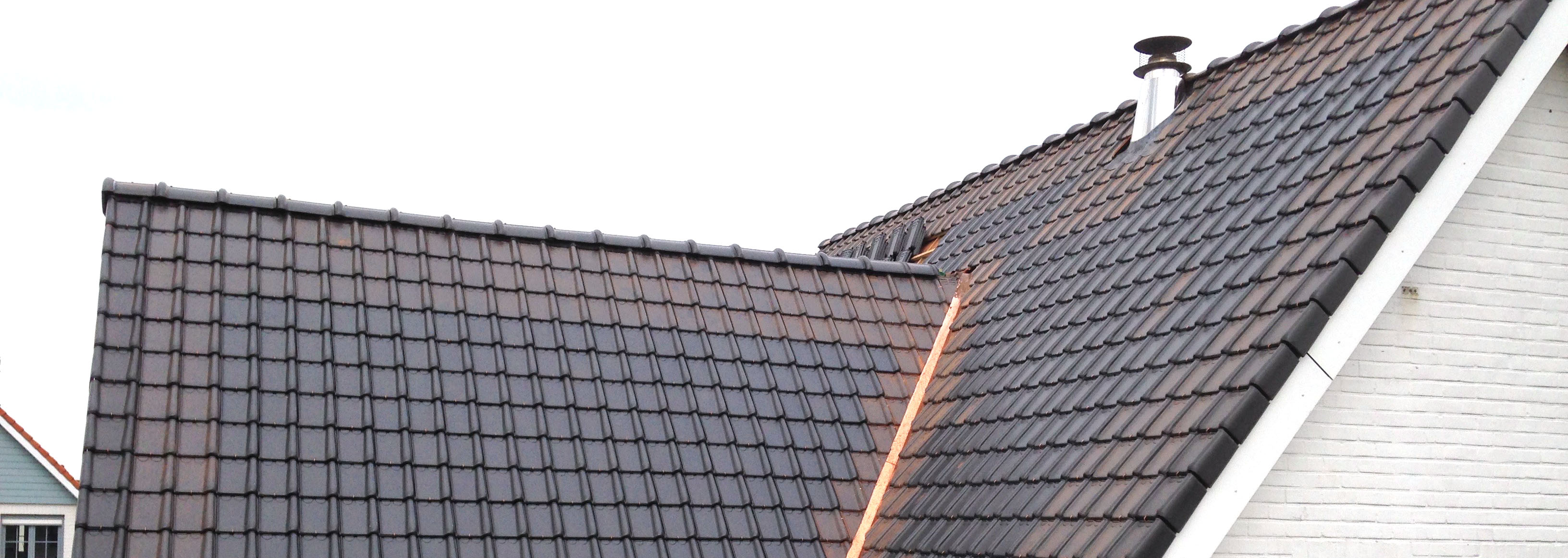 Dakwerken - Nico Desmet - Pannedaken - renovatie, bouwen, verbouwen